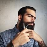 Фото как стричь бороду и усы дома