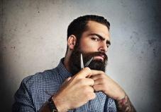 Как подстричь бороду и усы в домашних условиях