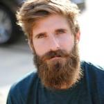 модельные стрижки бороды и усов фото