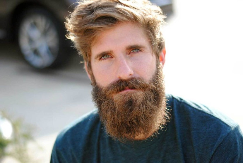 Стильные стрижки бороды и усов