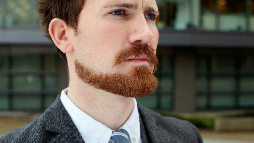 Борода якорь
