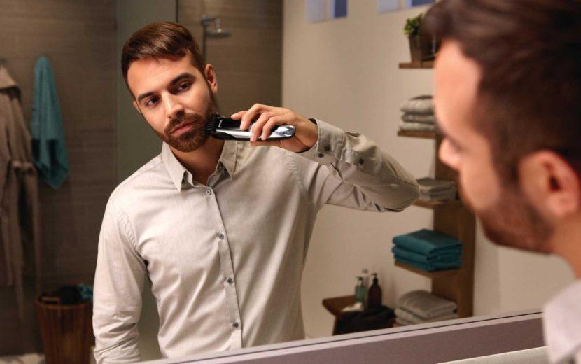 Формируем и ровняем бороду самостоятельно