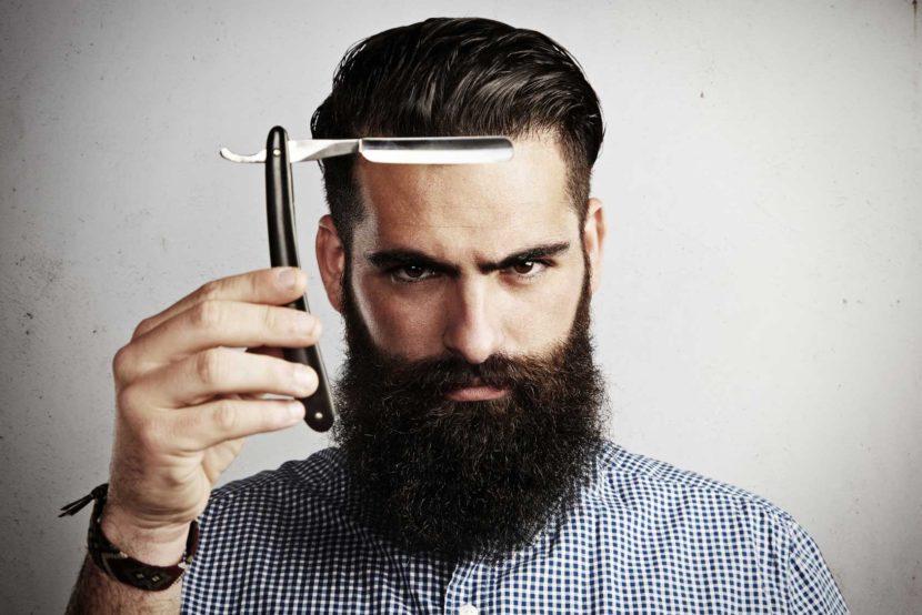 Как пользоваться опасной бритвой со сменными лезвиями