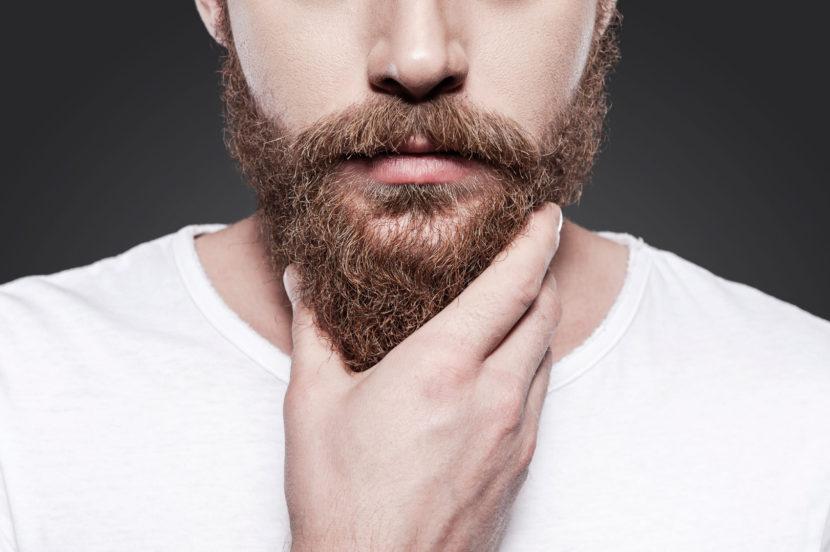 Как отрастить шикарную бороду с помощью касторового масла