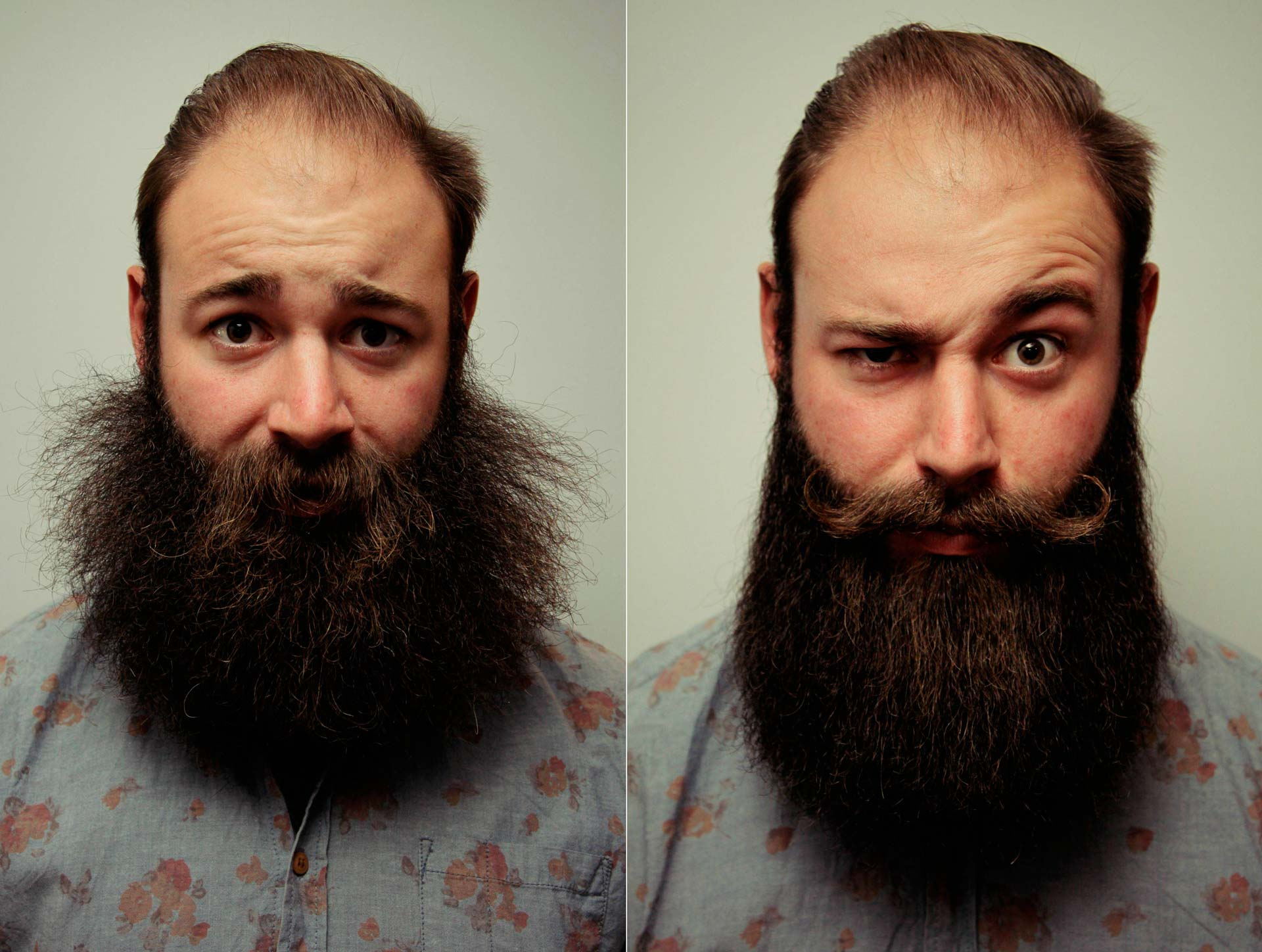 Как сделать бороду и усы фото 131