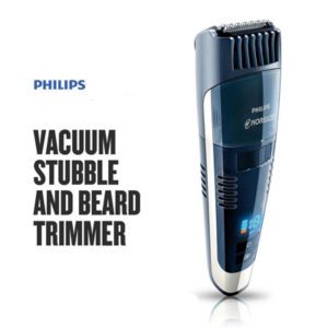 триммер Philips Norelco Vacuum Stubble and Beard Trimmer Pro фото
