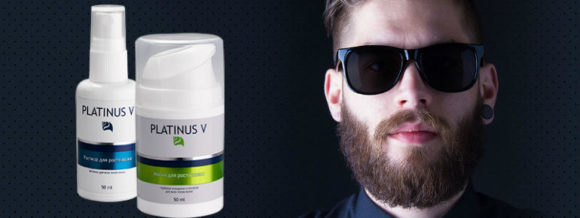 Platinus v — профессиональное средство для быстрого роста волос
