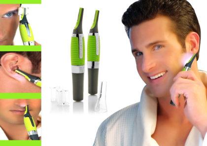 Универсальный триммер Micro Touch Max — быстрое избавление от нежелательных волосков