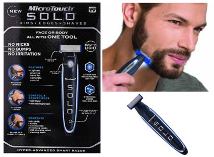 Триммер Micro Touch Solo — безупречный образ и минимум усилий